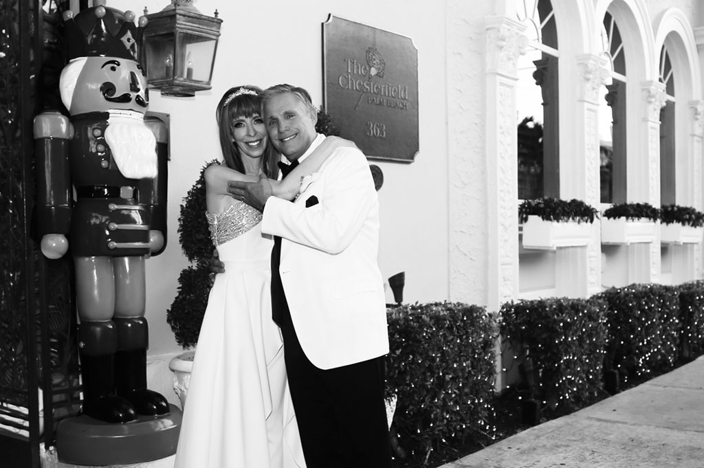 Palm Beach Wedding at The Chesterfield