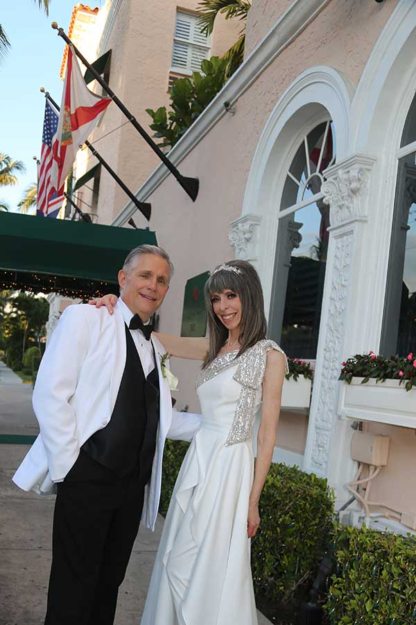 The Chesterfield Hotel Palm Beach Wedding